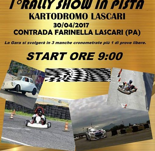 I° Rally Show in Pista