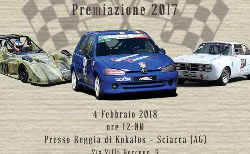 Premiazione 6° Campionato Sociale Armanno Corse 2017
