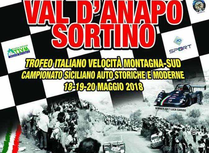 XXXIV Coppa Val D'Anapo Sortino