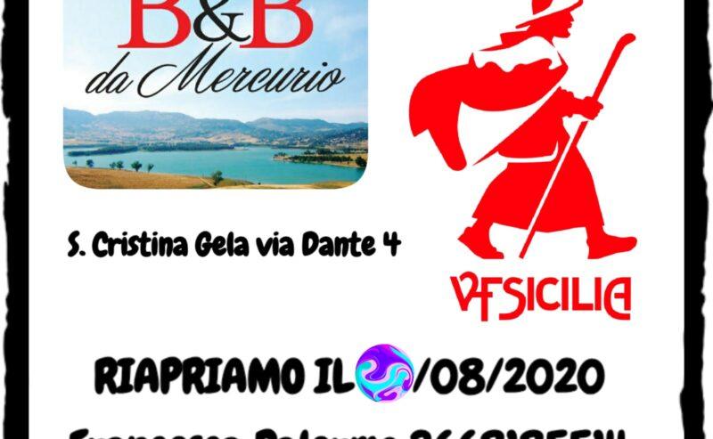 B&B DA MERCURIO