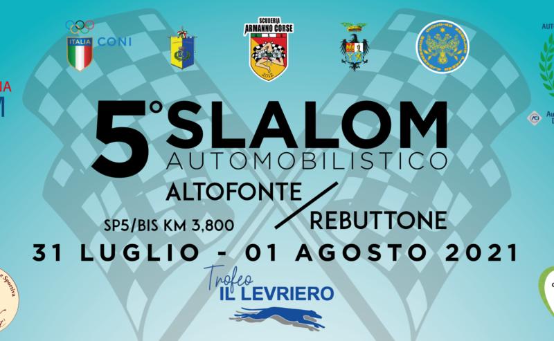 COPPA SLALOM 5^ ZONA – CAMPIONATO SICILIANO –