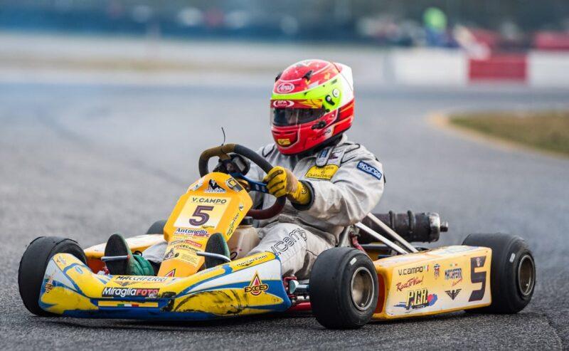 Karting: Domenica al via il Campionato KFA 100 cc Series 2021